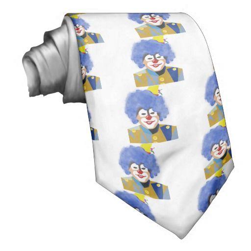 Happy Clown Ties