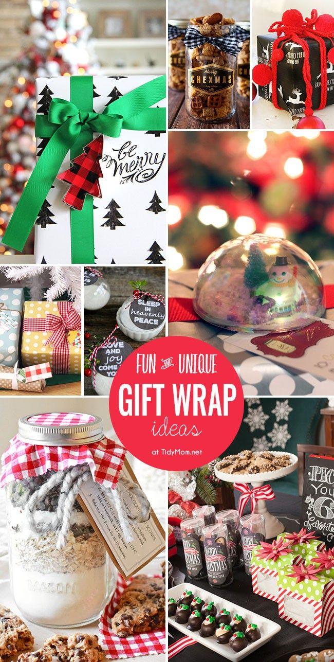 unique gift wrap ideas creative wraps and gift wrap. Black Bedroom Furniture Sets. Home Design Ideas
