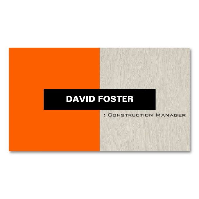2191 best Construction Business Cards images on Pinterest - visiting cards