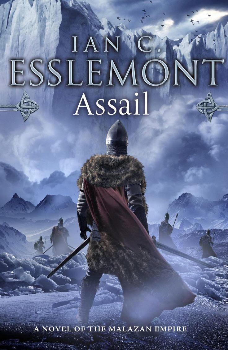 Assail (novel)  Malazan Wiki