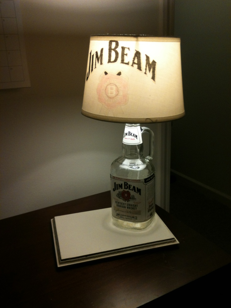Jim Beam Lamp Dog House Pinterest Lamps Jim Beam
