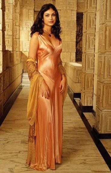 """Monica Baccarin as Inara Serra from """"Firefly"""""""