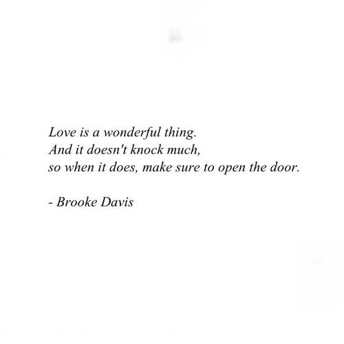 one tree hill quote, brooke davis #love #oth