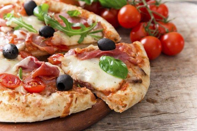 La ricetta per preparare in casa la pizza con la pasta madre