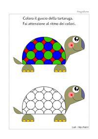 Pregrafismo - La Tartaruga