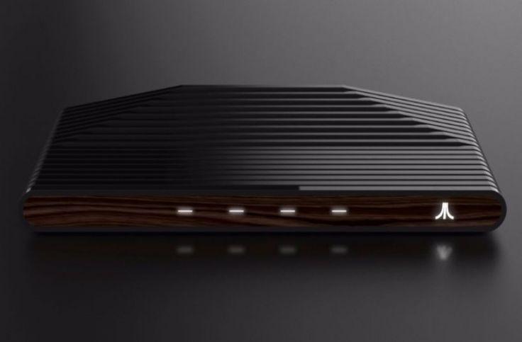 Αυτή είναι η νέα κονσόλα του Atari που επιστρέφει μετά από 22 χρόνια!