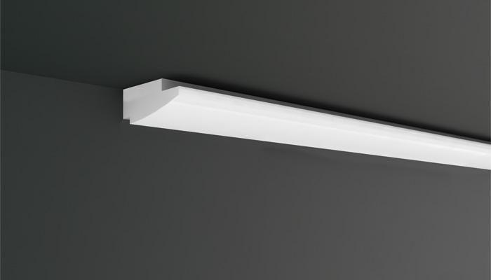 corniche lumineuse 4623 lighting home pinterest. Black Bedroom Furniture Sets. Home Design Ideas