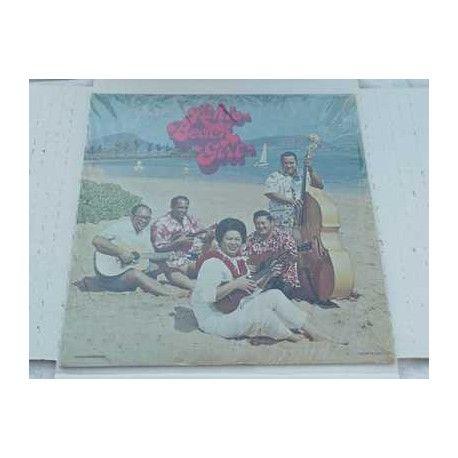 Linda Dela Cruz Kuhio Beach Girl