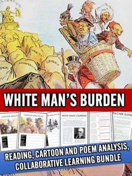 an analysis of the movie white mans burden To wait an analysis of the movie white mans burden in heavy harness the concept of the white mans burden has become shorthand for describing western attitudes toward the backwardness of the rest of an analysis of the movie white mans burden.