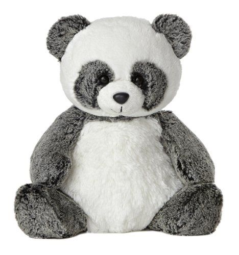 """12"""" overall height, sitting position Silky soft two-tone plush that is sweet to the touch Made with high quality materials and lock washer eyes for safety...   toys4mykids.com"""