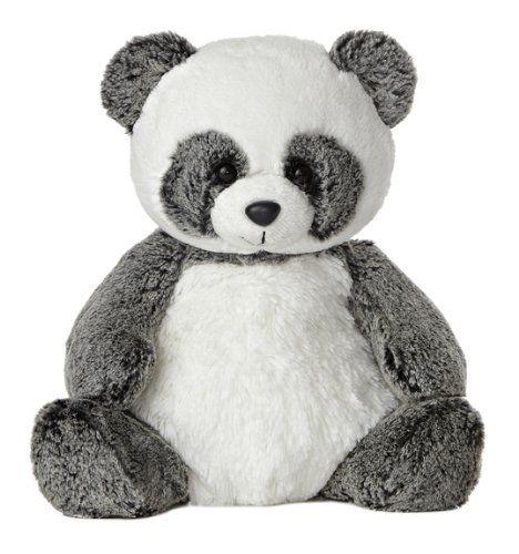 """Aurora World Sweet and Softer Ping Panda 12"""" Plush"""
