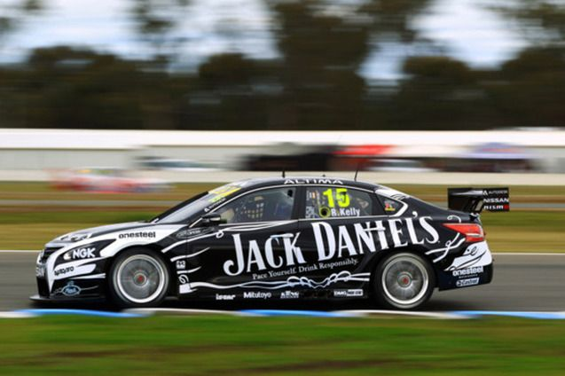 Rick Kelly - Winton 2013 - Saturday