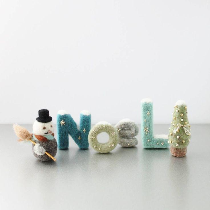 #羊毛フェルト #needlefelting #woolfelt