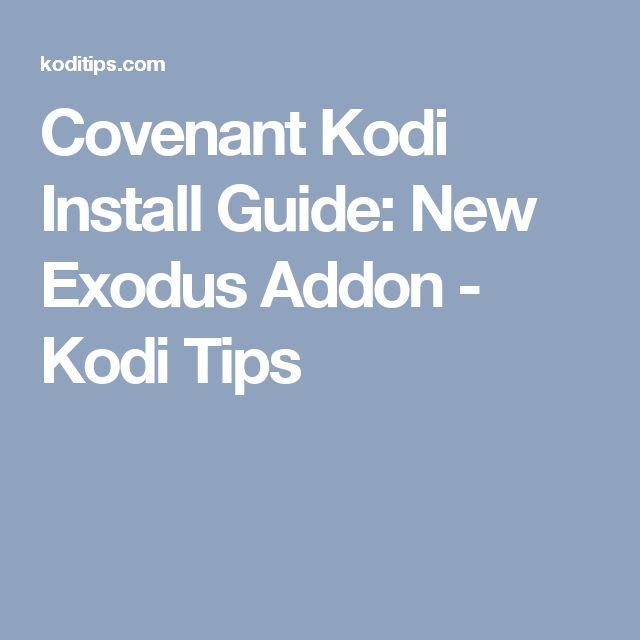 Kodi exodus tips guide | How to Install Exodus on Kodi [Latest