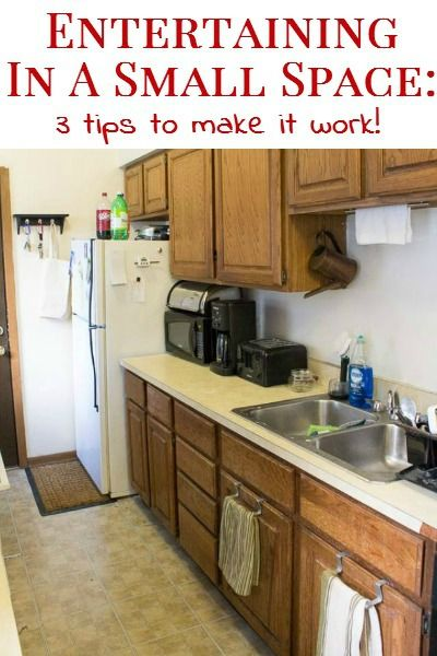Don't let a small space stop you from entertaining! Follow these tips to make the most of your space! #urbane #scrubs #medical #healthcare #nurse #nursing #vet #tech #dental #hygiene #cna #lvn #fall #holiday #thanksgiving #turkey #november