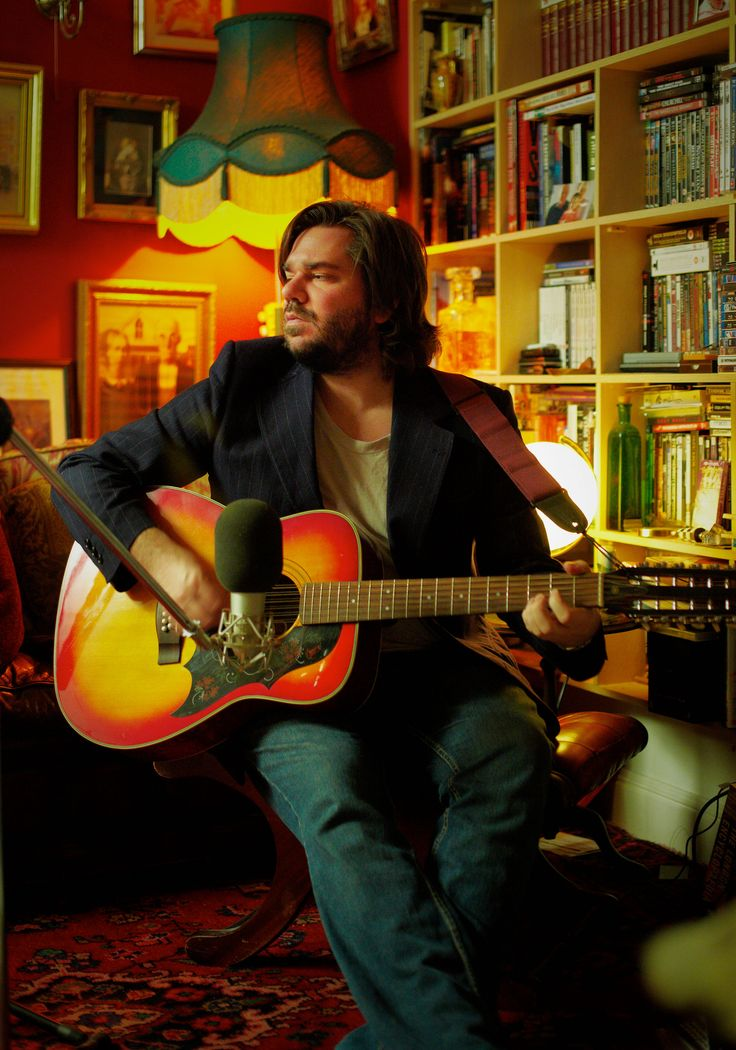 Matt Berry.  My current comedian crush.