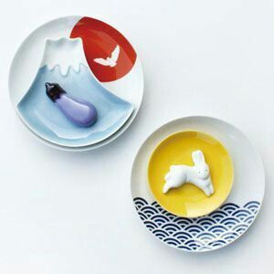 Modern creative tableware