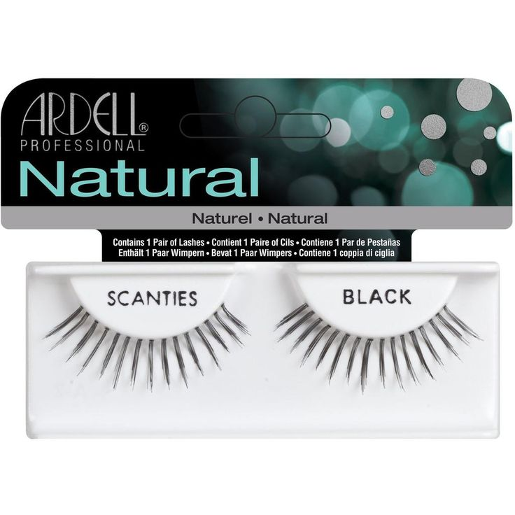 Ardell Fashion Lashes Natural - Scanties Black $3.49 Visit www.BarberSalon.com One stop shopping for Professional Barber Supplies, Salon Supplies, Hair & Wigs, Professional Product. GUARANTEE LOW PRICES!!! #barbersupply #barbersupplies #salonsupply #salonsupplies #beautysupply #beautysupplies #barber #salon #hair #wig #deals #sales #Ardell #Fashion #Lashes #Natural #Scanties #Black