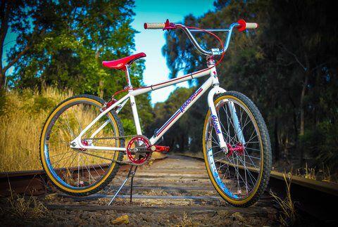 1985 Robinson 24 BMX