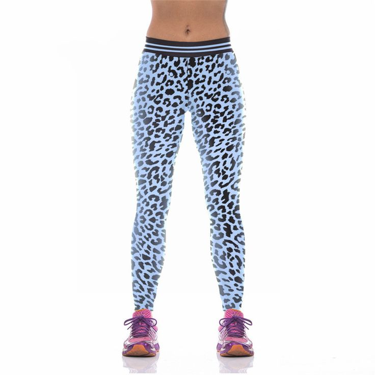 Women Yoga Pants Sport Fitness Tights Slim Leggings Running Sportswear Tights Quick Drying Sport Trousers pantalon yoga