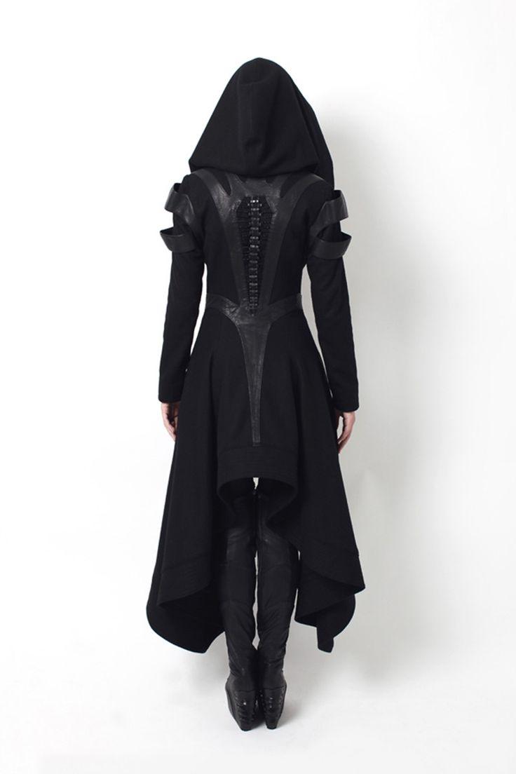 Five and Diamond Gelareh Designs Avant Long Coat