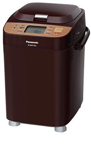 Panasonic Home Bakery 36menu With Rice Cakeudon Nioodle and Pasta Maker Loaf Type Brown Sdbmt1001t -- Want additional info? Click on the image.