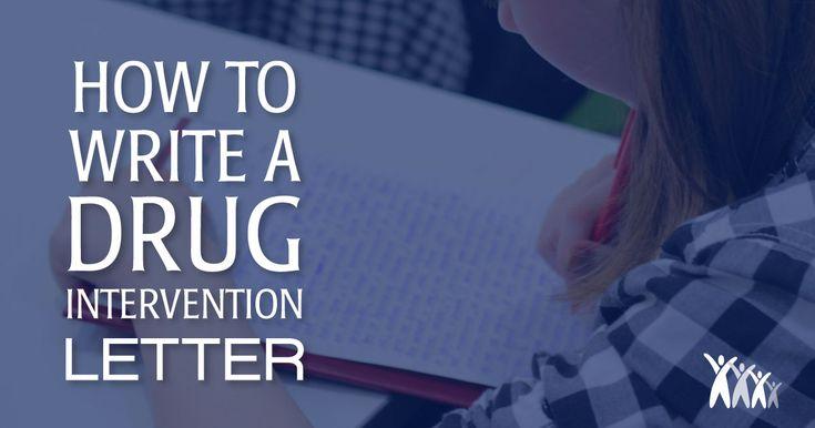 How to Write a Drug Intervention Letter #Intervention #DrugIntervention