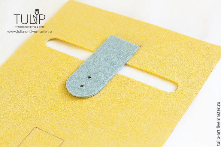 Шьем вместительный холдер-кошелек из одной детали - Ярмарка Мастеров - ручная работа, handmade
