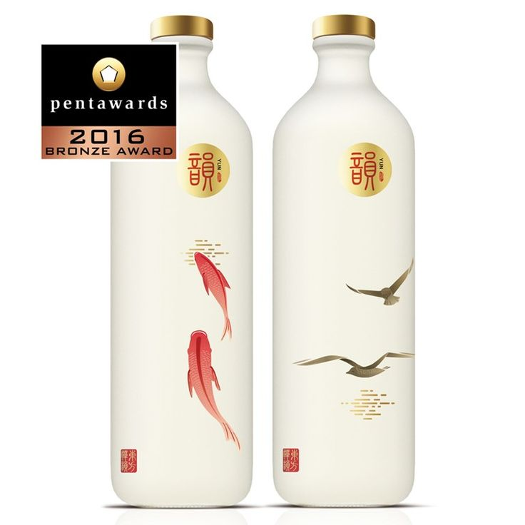 Bronze Pentaward 2016 – Beverages – Shenzhen Baixinglong Creative Packaging