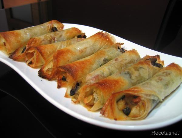 Crujiente de berenjena y manzana, Receta de Cocina - Entradas y huevos - RecetasNet                                                                                                                                                                                 Más