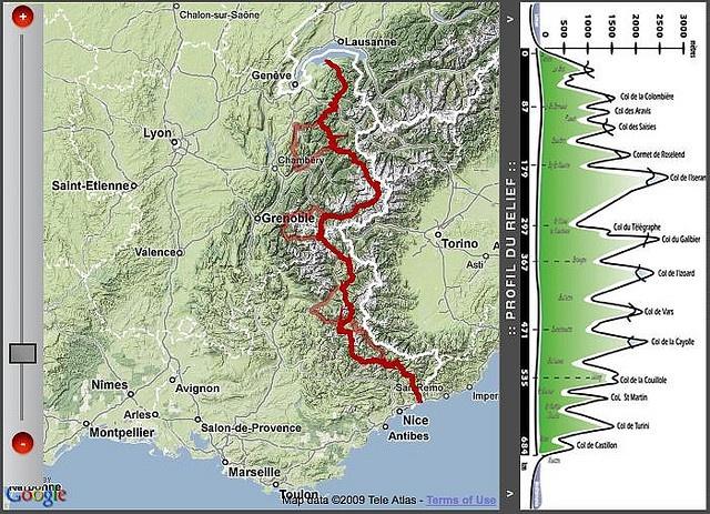 La Route des Grandes Alpes - My favorite solo adventure thus far.
