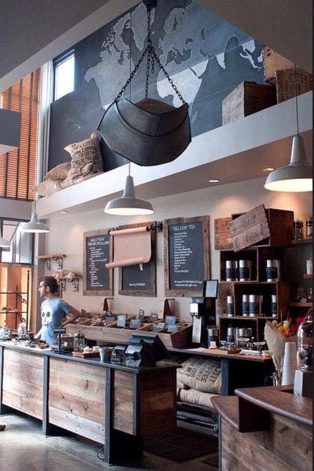 We love these coffee shops!