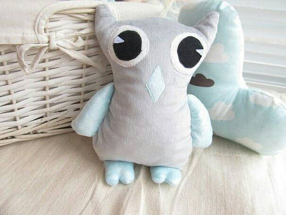 Check out this item in my Etsy shop https://www.etsy.com/listing/258793318/handmade-owl-kids-room-decor-stuffed