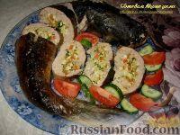 Фото приготовления рецепта: Толстолобик, фаршированный по-кишиневски - шаг №9