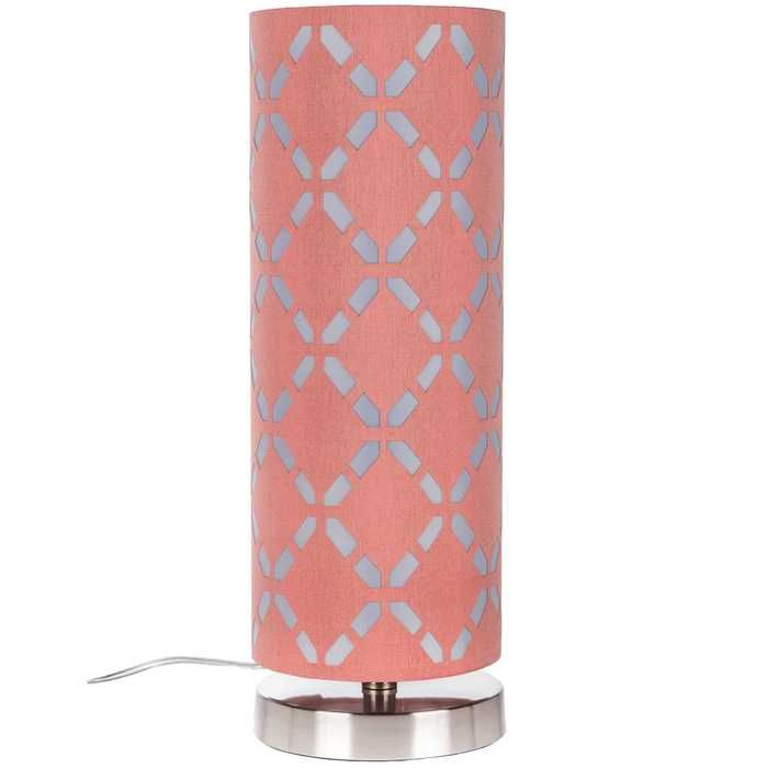 Get Coral Round Hardback Shade Uplight Lamp online or find other Lamps products from HobbyLobby.com