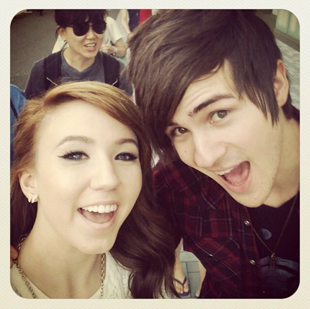 is anthony from smosh dating kalel Anthony padilla biography - affair, single, ethnicity, nationality  he could not convert his engagement with kalel  anthony padilla is currently not dating.