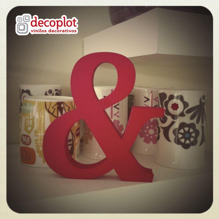 Modelo & / Decoplot Vinilos Decorativos