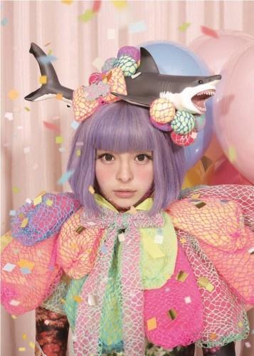 My new favourite japanese popstar - the fabulous Kyary Pamyu Pamyu
