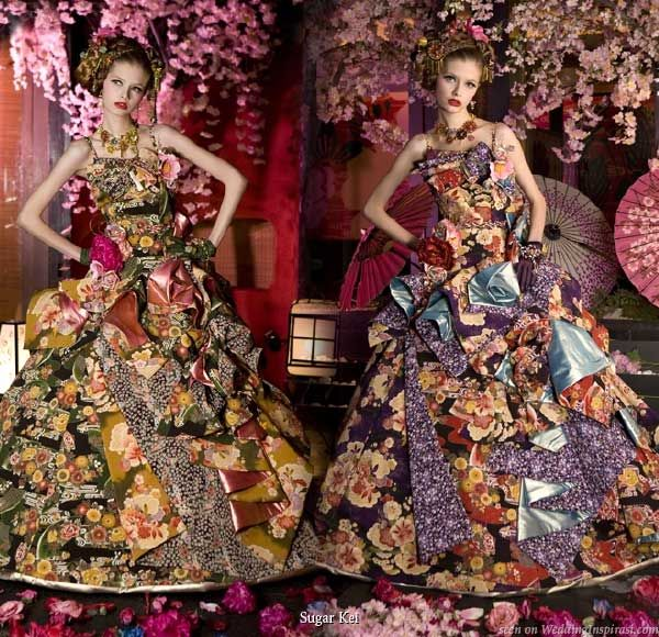 92 best images about Japanese kawaii wedding gowns & dresses OTT ...