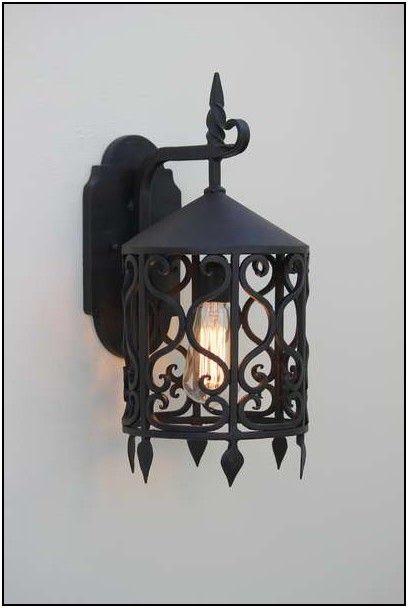 fixture wall lighting outdoor lighting spanish bungalow spanish style