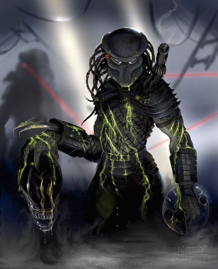 Predator - the movie character by Shockbolt.deviantart.com