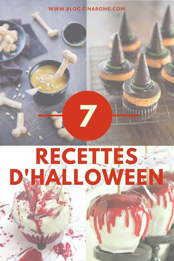 Inspirations de recettes spéciales Halloween pour les restaurants - Blog - Equipement de cuisine professionnelle