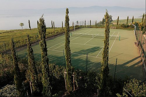 Amazing Tennis Courts