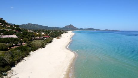 Costa Rei and its beautiful beaches         http://cagliariholidays.com/la-citta/cagliari-e-dintorni/il-fascino-di-costa-rei.html