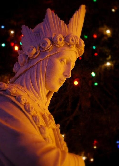 One of my favorite places for peace, tranquility, and miracles. Our Lady Of La Salette