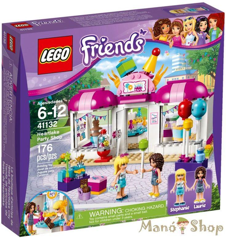 Lego Friends Heartlake partikellék bolt 41132