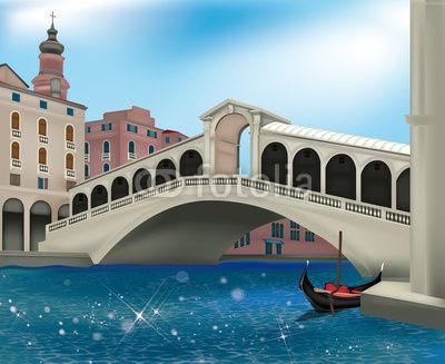 Venezia, Ponte di Rialto © crazycolors