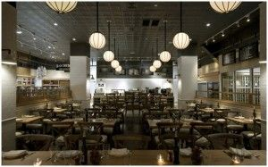 Continental Midtown Restaurant Philadelphia Pennsylvania Menu