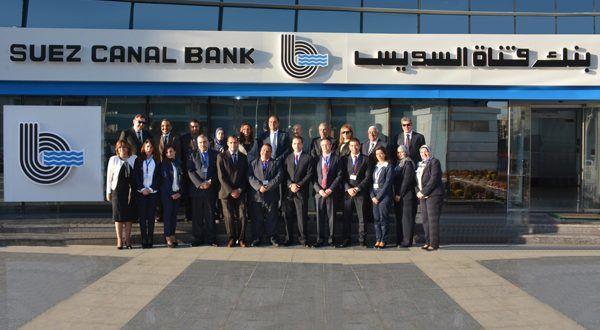 عناوين فروع بنك قناة السويس في مصر Canal Bank Suez Canal