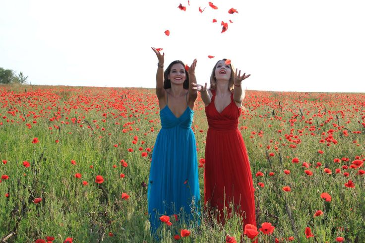 We love poppy fields, summer and SPARK  www.sparkjewelrystore.com